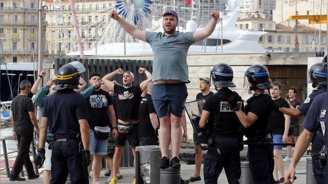 Guardian: Лондон увидел «след Кремля» в действиях российских фанатов