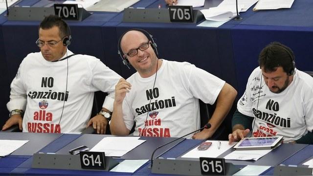 Der Spiegel: Антироссийский фронт трещит по швам