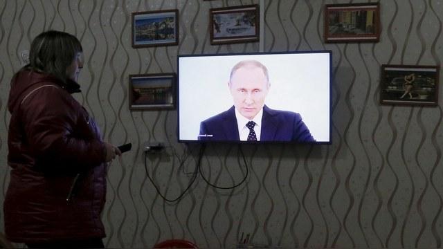 Times: Санкции не изменят Путина, но покажут ему силу международного права