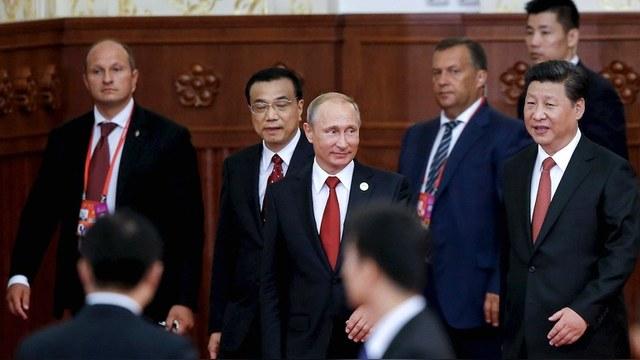Newsweek: Путин едет в Китай показать, что у него остались друзья