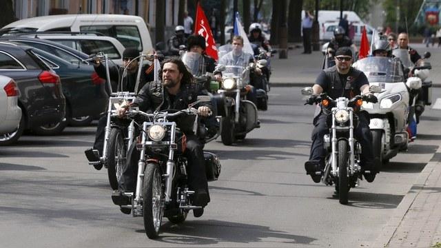 BI: Пробег «Ночных волков» по православным местам насторожил болгар