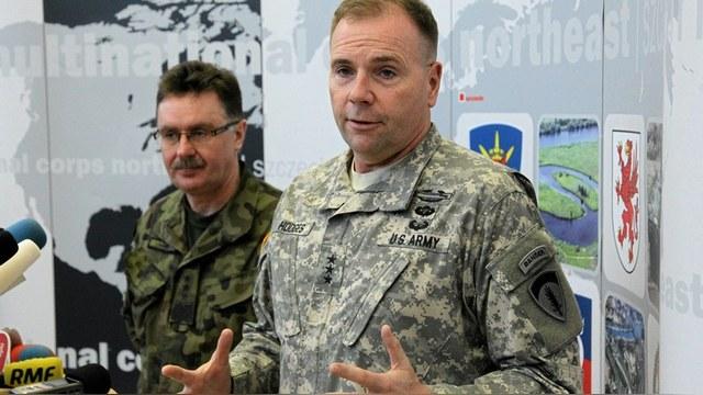 Генерал США: НАТО не успеет защитить Прибалтику от «российской агрессии»