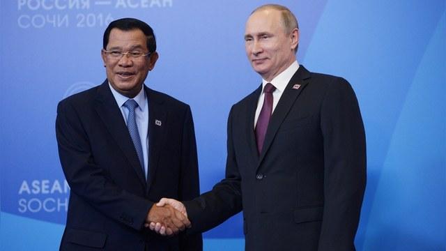 Diplomat: Россия укрепляется в АСЕАН, сближаясь с Камбоджей