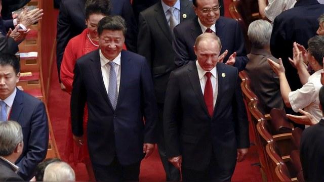 Le Monde: Экономика России не чета китайской, а значит – союз невозможен