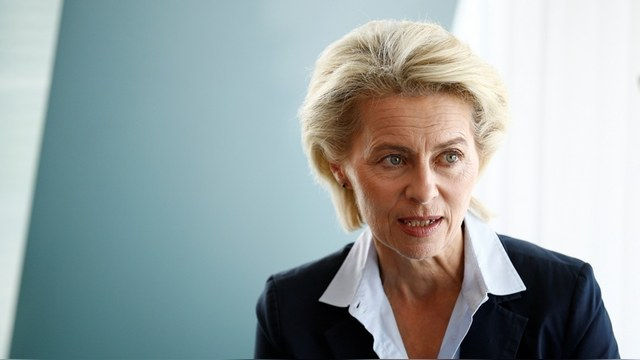 Министр обороны Германии призвала Россию поделиться военной информацией