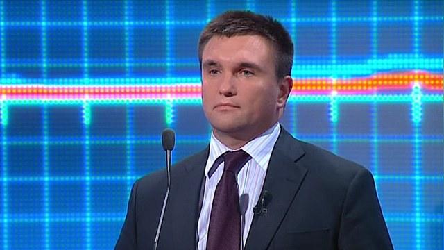 Климкин: Брексит задержит отмену виз для Украины не дольше, чем на месяц