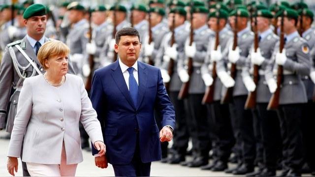 Die Zeit: Гройсман уличил немцев в отсутствии интереса к войне на Украине