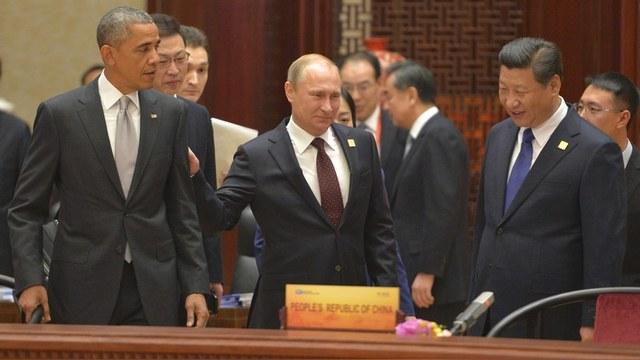 Asia Times: В Пекине знают, что сердце России принадлежит Западу