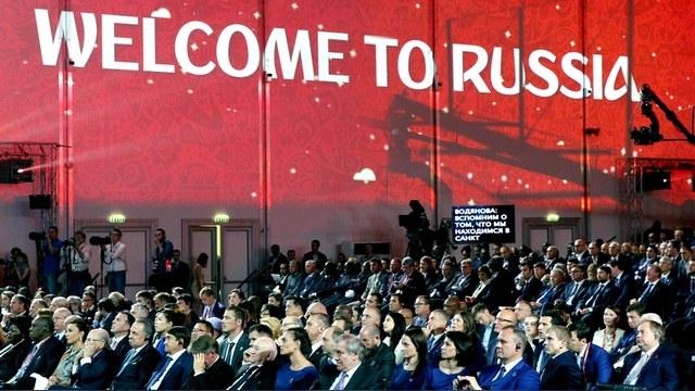 BM: Паспорт болельщика откроет границы РФ для фанатов ЧМ-2018
