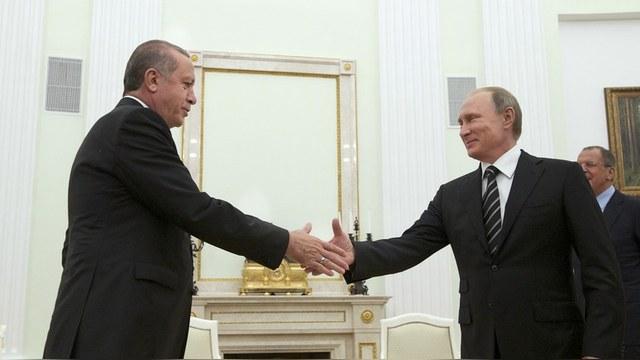 Bloomberg: Россияне быстро помирились с Турцией, помирятся и с Западом