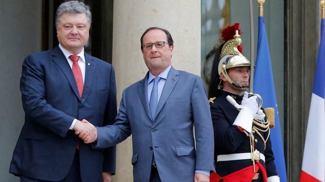 Politico: Порошенко поклялся в верности единой Европе