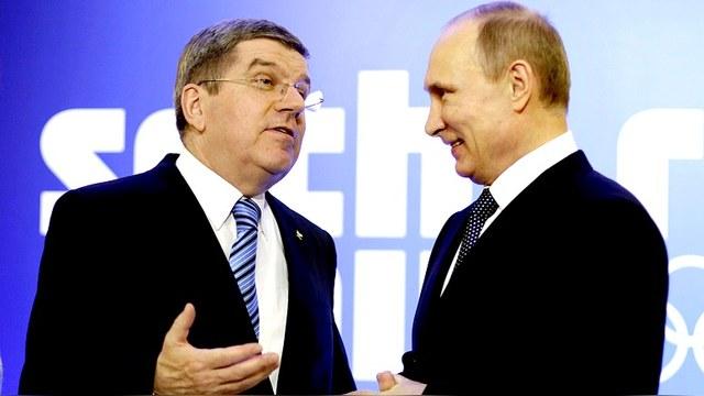 Глава МОК: Для меня комплимент – быть «понимающим Путина»