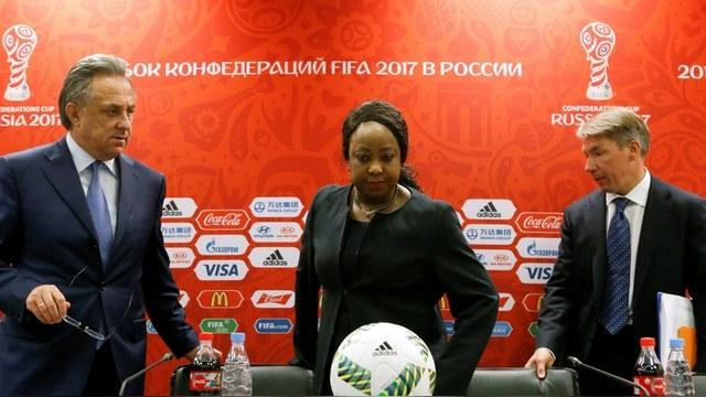 Генсек ФИФА: Гостям ЧМ-2018 понравится в России
