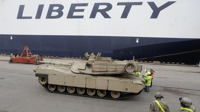 USA Today: «Сильнейшая армия мира» защитит Польшу от России