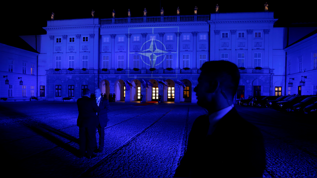 Немецкие социал-демократы выступили против планов НАТО в Восточной Европе