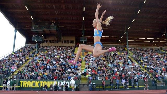 USA Today: IAAF пустит российскую прыгунью в Рио под нейтральным флагом