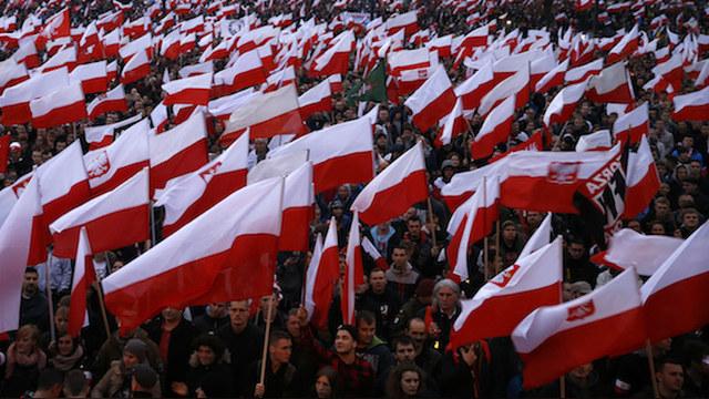 Wyborcza: Польский националист не любит украинцев и восхищается Россией