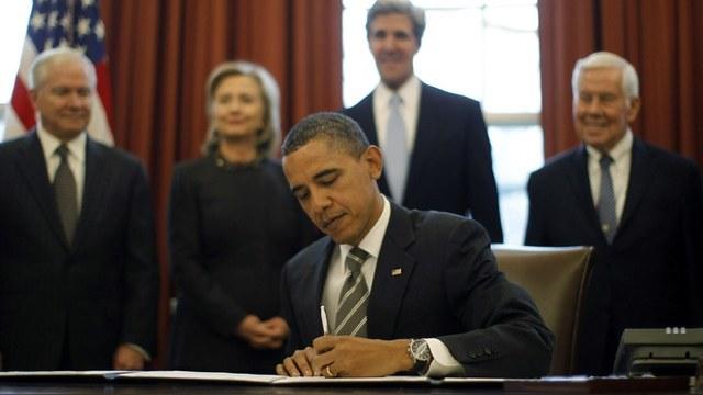 WP: Обама надеется улучшить имидж продлением ядерной сделки с Россией