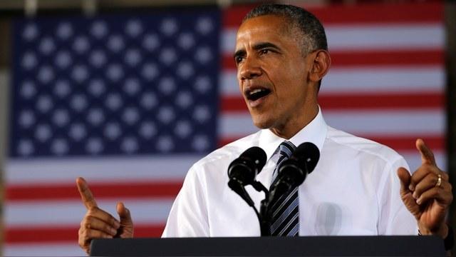 CounterPunch: Пока Обама «сдерживает» Россию, США погружаются в милитаризм