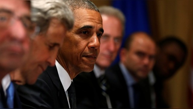 Kathimerini: Слова Ципраса о союзе с Россией испортили Обаме ужин