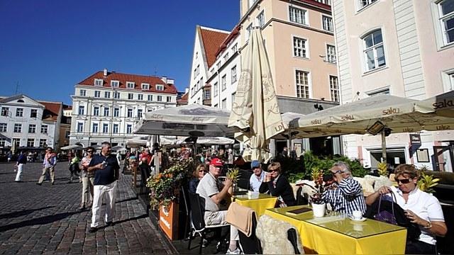 Глава Союза отелей и ресторанов Эстонии: Туристов из России все меньше