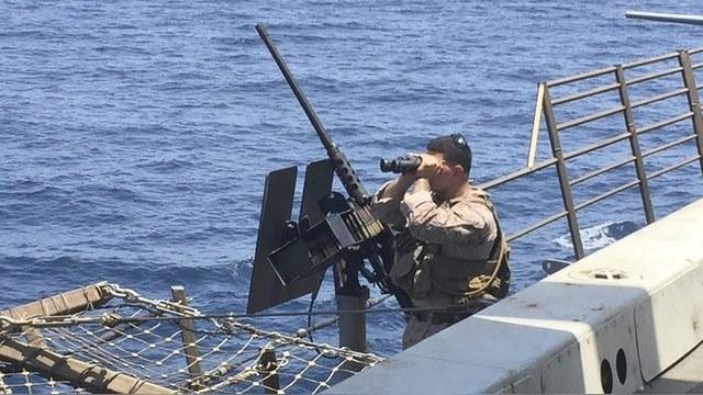 Telegraph: Конфликт в Южно-Китайском море заставил США забыть о России