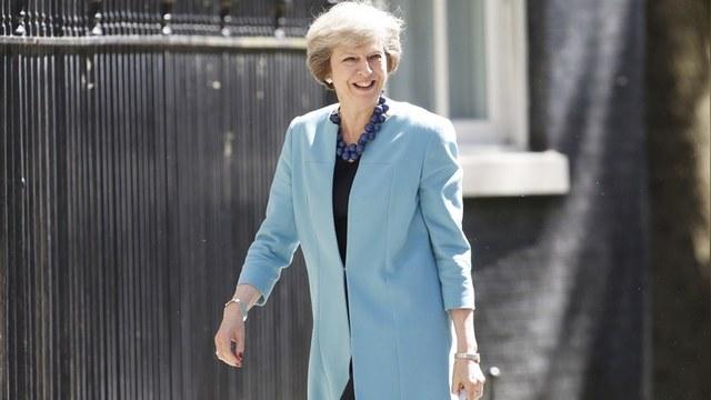 Daily Mail: В России Терезу Мэй назвали «реинкарнацией железной леди»