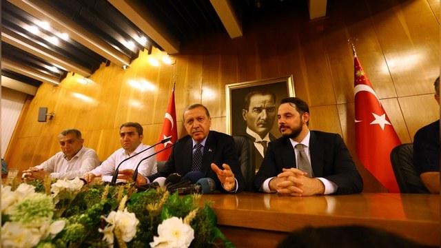 Daily Mail: Эрдоган назвал попытку путча в Турции «божьим даром»