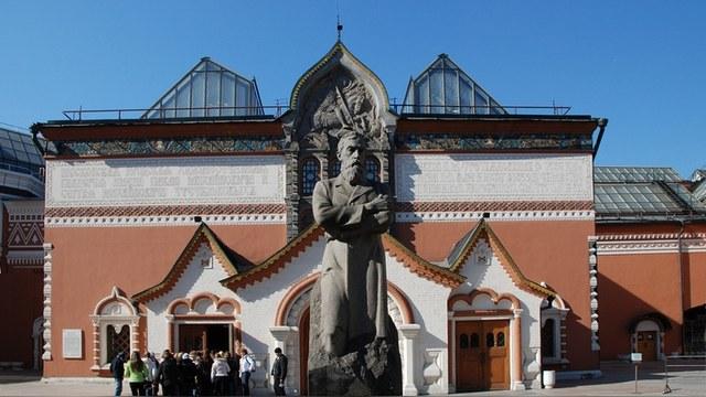 Киев «объявил войну» Третьяковке из-за крымских картин Айвазовского