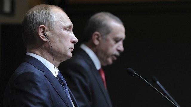 Эрдоган пообещал Путину обеспечить безопасность российских туристов