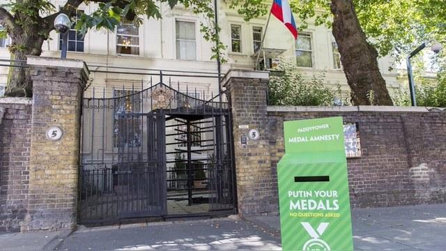 Daily Star: Лондон «уморительно подшутил» над Путиным и его спортом
