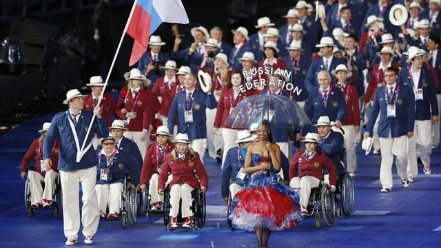Radio Canada: Россия рискует остаться и без Паралимпийских игр