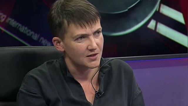 NewsOne: Савченко раскрыла коррупцию в минобороны Украины