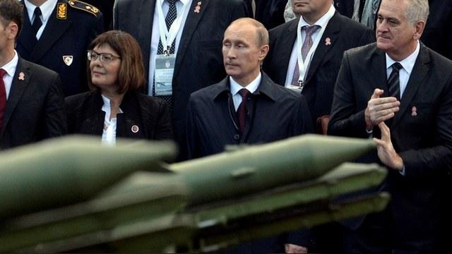 Le Dauphiné Libéré: Путину невыгодно мириться с Западом