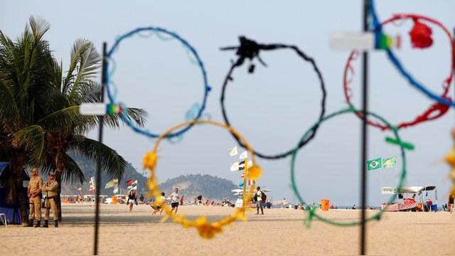 Daily Telegraph: Из 400 российских атлетов в Рио могут поехать лишь 40