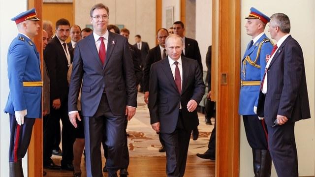 Wirtschaftsblatt: Сербия стала полем боя Москвы и Вашингтона