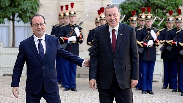 Le Point: Франция готова все простить Эрдогану, но не «злодею Путину»