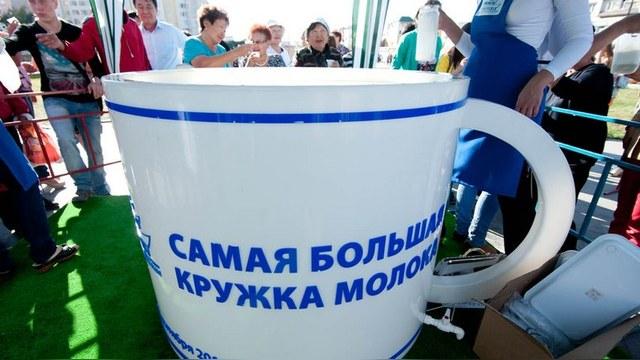 Spiegel о питании в России: Молоко с аммиаком и радиоактивная вода