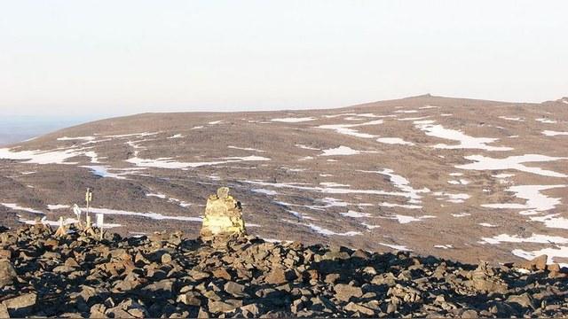 NRK: В Норвегии еще не решили, дарить ли финнам гору