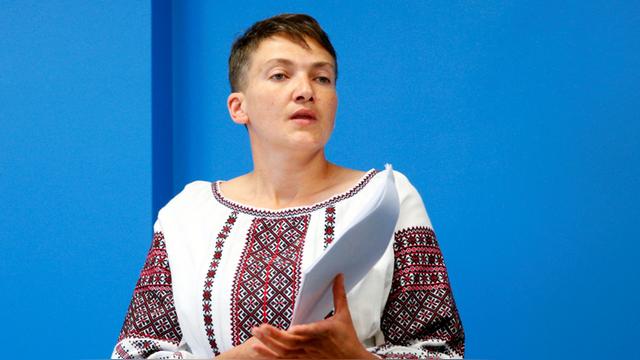Вести: Савченко ответила голодовкой на бездействие Киева
