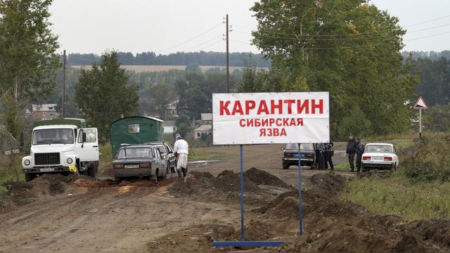 Guardian: Сибирская язва в России ударила из-под вечной мерзлоты