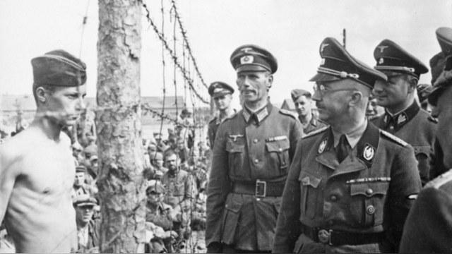 BBC: В России найдены шокирующие дневники Гиммлера