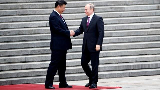 Diplomat: Интересы России и Китая встречаются на «шелковом пути»