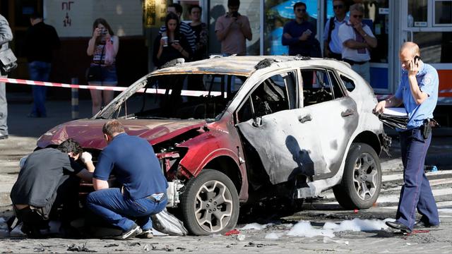 Вести: В убийце Шеремета многие украинцы опознали «соседа»