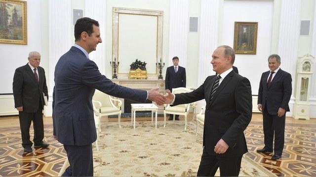 Independent: Путин не бросит Асада, как Ельцин – Милошевича