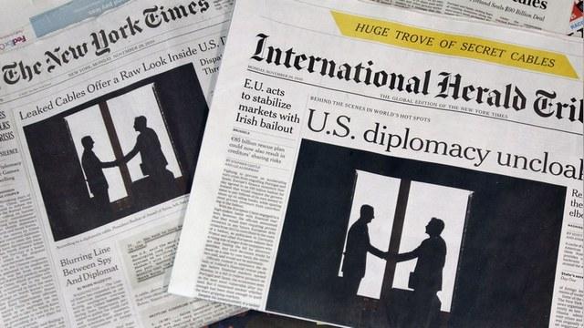 NI: Американские СМИ не прошли тест на объективность в статьях о России