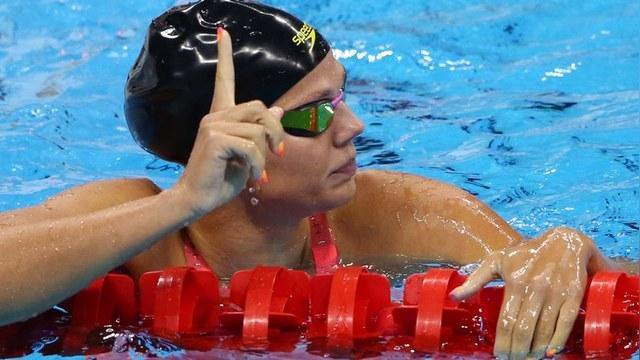 LAT: При появлении российской спортсменки трибуны издали «непривычный звук»