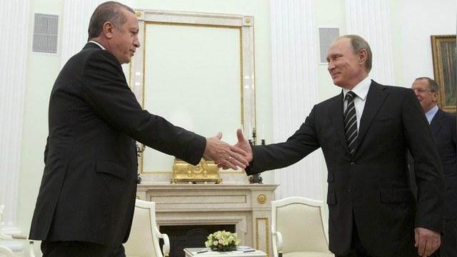 Financial Times: Cближение Эрдогана с Москвой вызвало переполох на Западе