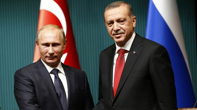 BBC: Эрдоган едет в Петербург – радуя Путина и озадачив Запад