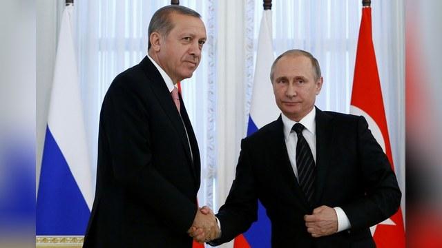Экс-посол в РФ: Запад сам сблизил Москву и Анкару своей бездумной критикой
